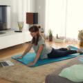 Lancement descoursde yogaenligneNovembre2020