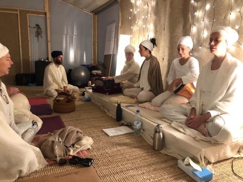 Retraite Kundalini Yoga