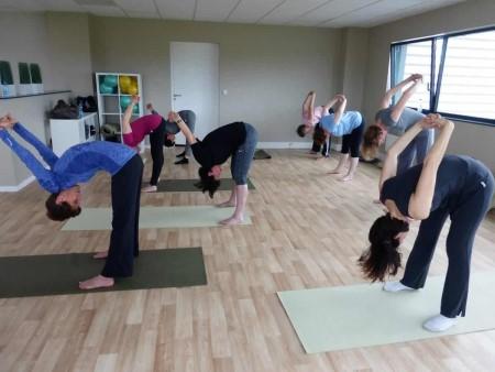Cours en Entreprise Yoga